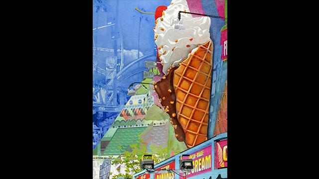 """Ice Cream"" by Babette Mayor"
