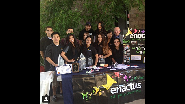 The Enactus Club
