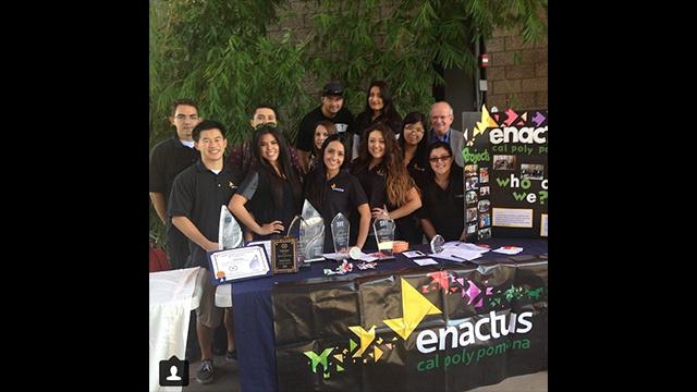 The Enactus Club