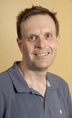 Biology Professor Peter Arensburger