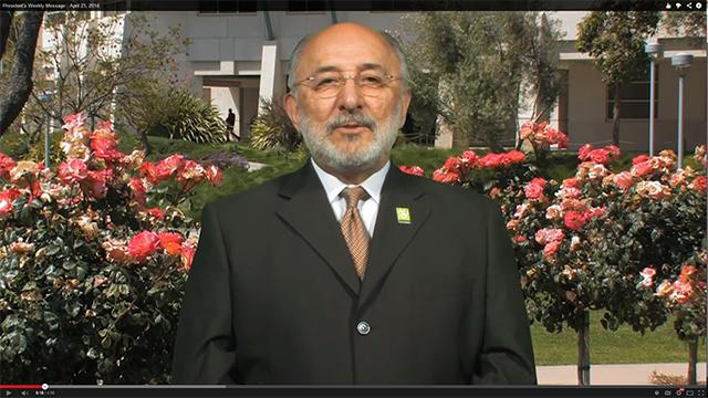 President Michael Ortiz