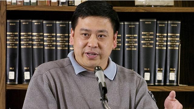 Civil Engineering Professor Xudong Jia