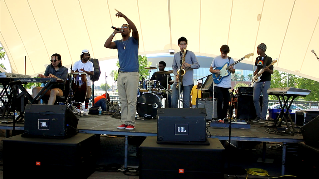 Dope by Design is one of five bands that will perform at a Thursday, May 22, concert that will benefit Cal Poly Pomona's All-Steinway School Initiative.