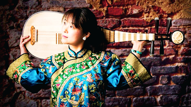 Grammy-nominated Wu Man, one of China's best-known musicians, will give a special performance of traditional Chinese music on Sunday, May 18.