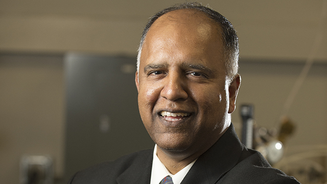 Vilupanur Ravi, chair of the chemical and material engineering department will serve as a guest editor next year for JOM, a monthly trade magazine published by The Minerals, Metals & Materials Society.