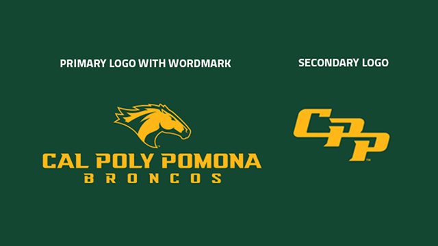 A look at the new logo for Cal Poly Pomona Intercollegiate Athletics.