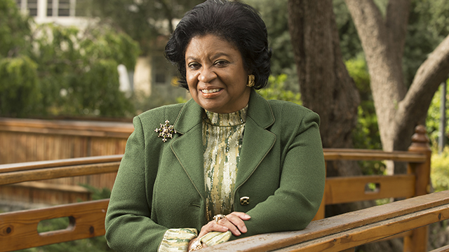 Soraya Coley will become the president at Cal Poly Pomona in 2015.