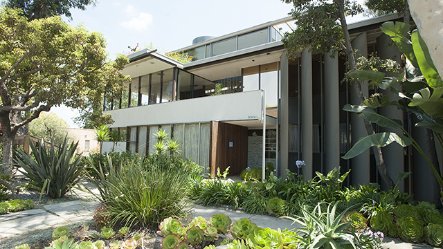 "The Neutra VDL House in the Silver Lake district of Los Angeles will be part of ""Intervention: Contemporary Artists and the Modern House,"" an Oct. 4-5 conference. Cal Poly Pomona and the College of Environmental Design are the owners and caretakers of the Neutra VDL House, which was designed by Richard Neutra, one of the most influential architects of the modernist era and a former Cal Poly Pomona professor."