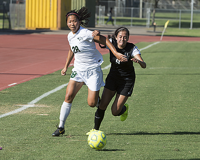Women's Soccer Wins Opener