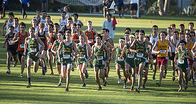Cross Country Start