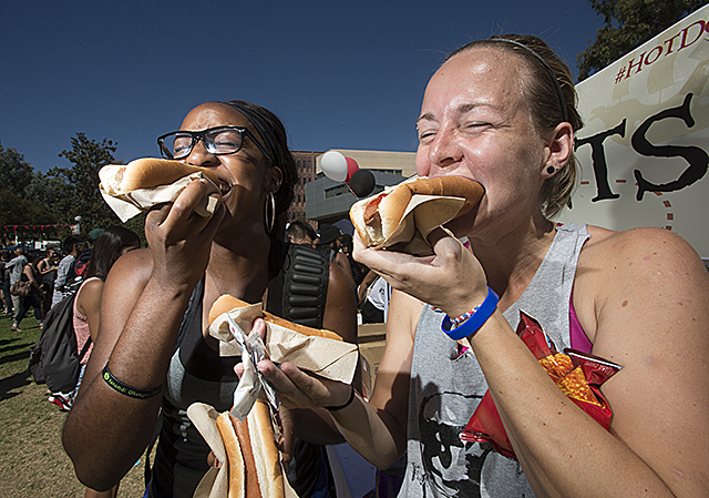 Hot Dog Caper