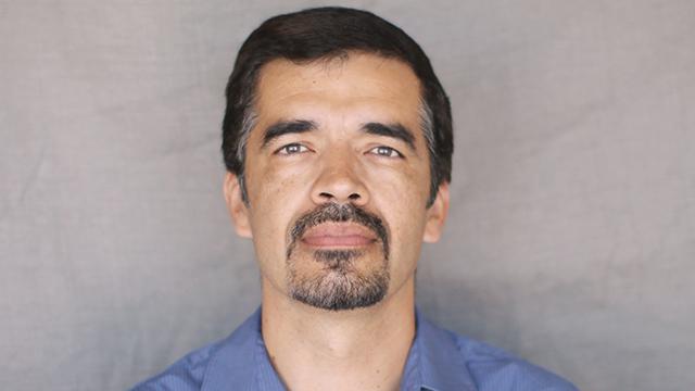 Professor Alvaro Huerta
