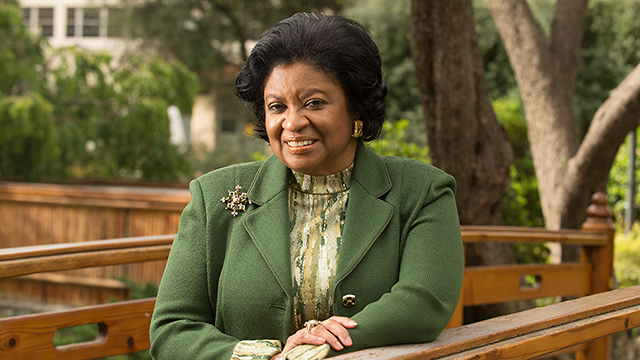New Cal Poly Pomona President Soraya M. Coley will make her first address to faculty and staff in a Jan. 6 speech. She is the first female president of the university.