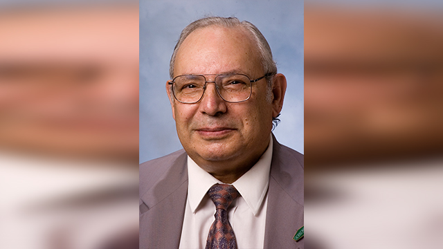 Elhami Ibrahim, a retired associate vice president of Academic Programs and a longtime engineering professor at Cal Poly Pomona, died in December 2014.