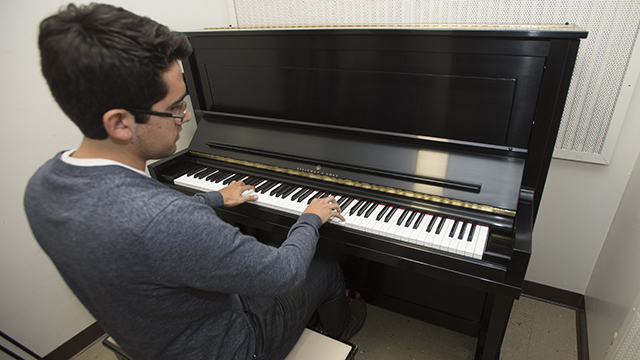 Cal Poly Pomona will receive the All-Steinway School designation from Steinway & Sons on April 2.
