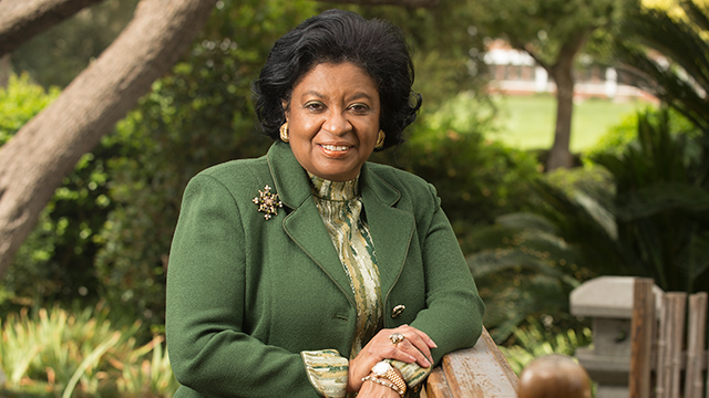 Fall Conference 2015 kicks off Monday, Sept. 21 with President Soraya M. Coley giving the State of the University address, recognition of outstanding faculty and staff, and a tribal blessing.