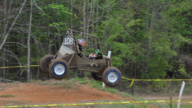 Cal Poly Pomona's Baja SAE team finishes fourth in a national competition in Auburn, Alabama. Photo courtesy of Baja SAE.