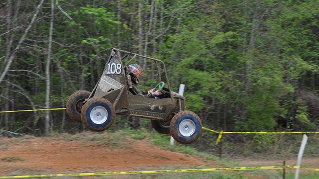 Cal Poly Pomona's Baja SAE team finishes fourth in a national competition in Auburn, Alabama. Photo courtesy of Baja SAE.