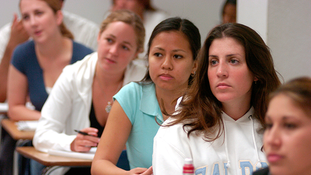 College of Extended University is taking registration for summer session classes.