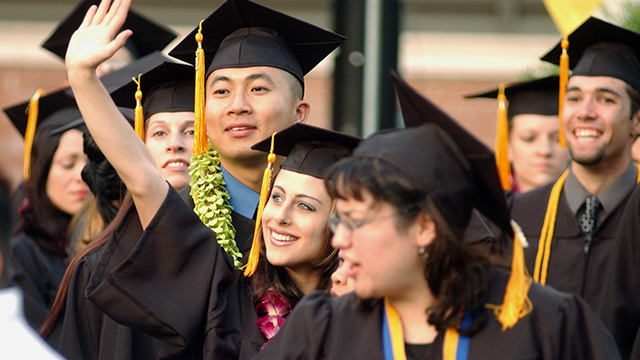 Cal Poly Pomona will have a Grad Fair for students at the Bronco Bookstore April 21 and 22.