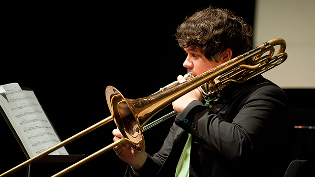 Cal Poly Pomona's music department will welcome a variety of musicians and performers to the stage as part of the 2015 Spring Music Concert Series.