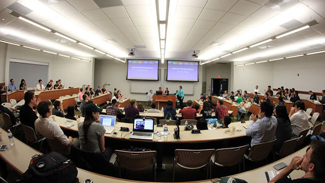The Cal Poly Pomona chapter of the American Institute of Chemical Engineers hosted the 2015 Western Regional Conference on April 24 and 25.