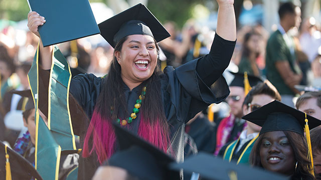 Cal Poly Pomona will celebrate the 59th annual commencement ceremonies June 12 to 14.