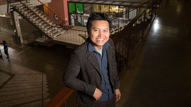An Ha, an architecture major, will graduate June 14 at Cal Poly Pomona.
