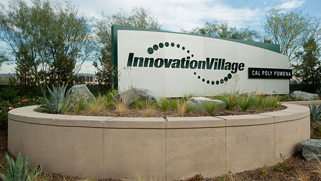 The Pomona Chamber of Commerce has named Innovation Village Employer of the Year.