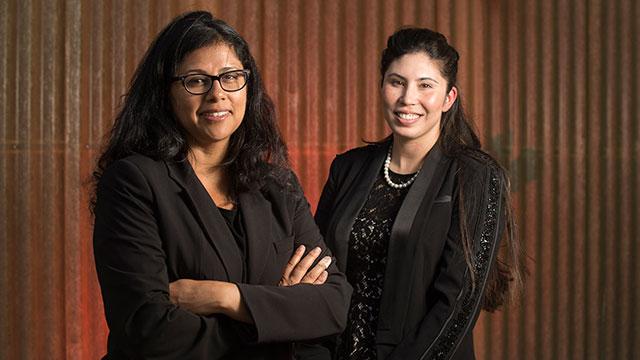 Linda Hoos is the new coordinator and Deborah Kahn the deputy director of Title IX.