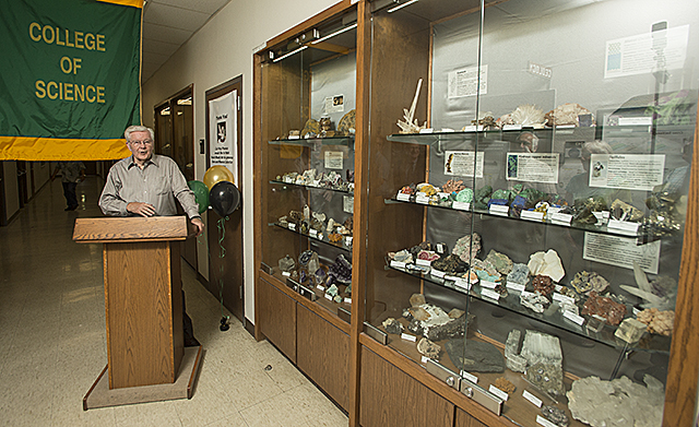 Gem and Mineral Collection