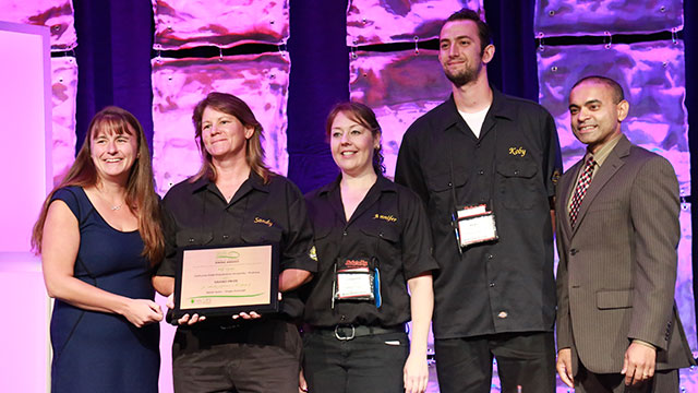 Innovation Brew Works (IBW) is the recipient of the 2015 Loyal E. Horton Dining Awards Grand Prize by the National Association of College and University Food Services (NACUFS).