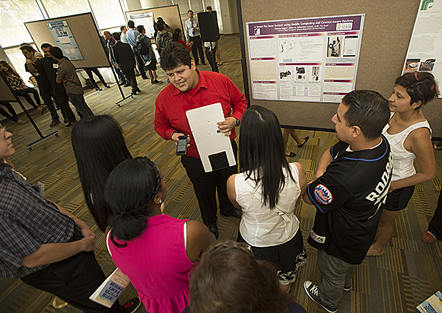 Creative Activities and Research Symposium