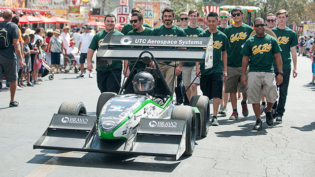 Cal Poly Pomona's Day at the LA County Fair is Saturday, Sept. 26.