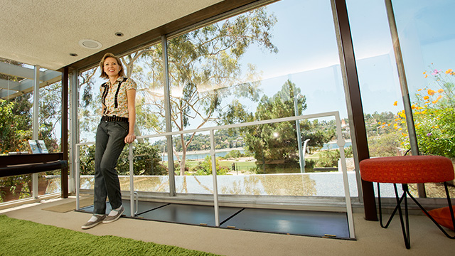 Sarah Lorenzen, associate professor and chair of the Department of Architecture, will receive the 2015 Educator Award from the American Institute of Architects Los Angeles chapter.