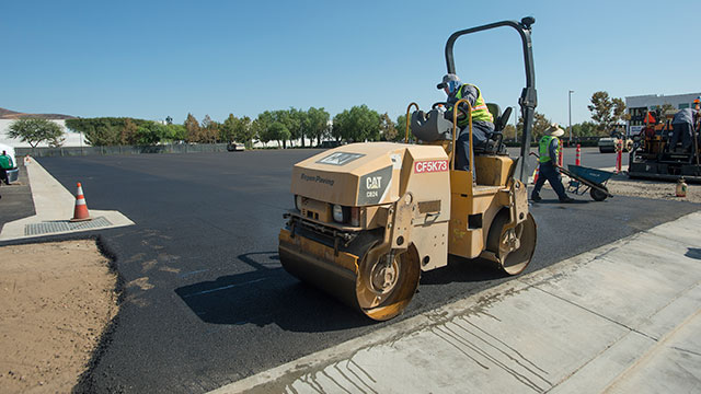 The number of parking spots on campus will increase this fall quarter with the paving of one overflow lot and the addition of another.