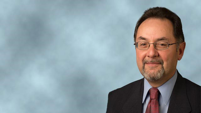 Steven Garcia, the vice president for Administrative Affairs, will retire effective Dec. 31.
