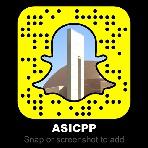 ASI - Snapchat Account Logo