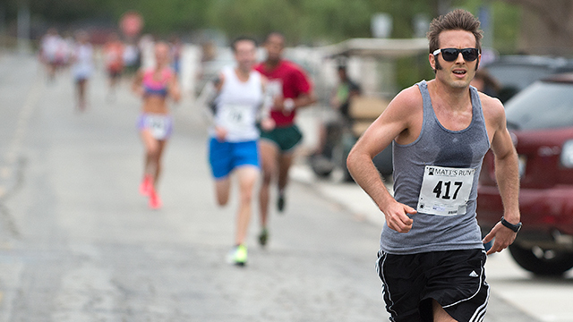 The 10th annual Matt's Run 5K run/walk event is set for Oct. 17.
