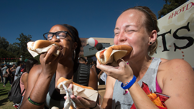 The Cal Poly Pomona Foundation is gearing up for its 32nd Annual Hot Dog Caper Thursday, Oct. 8.