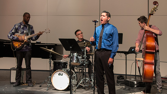 A series of fall music events kicks off Oct. 21 and runs through Dec. 4.