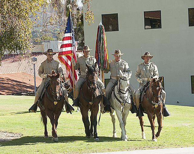 Veteran's Day Ceremony