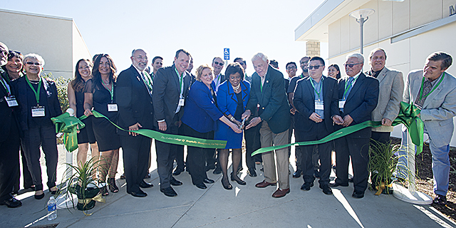 Collins College Expansion Opens