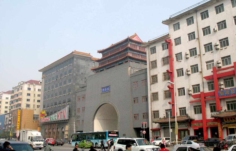 Shenyang City, China. (Photo courtesy of Flickr user Prince Roy)