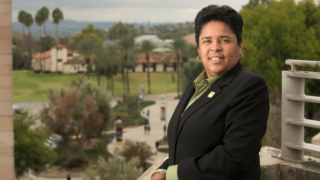 Monique L. Snowden, a vice president from Fielding Graduate University,  will visit Cal Poly Pomona this year to study how it operates.