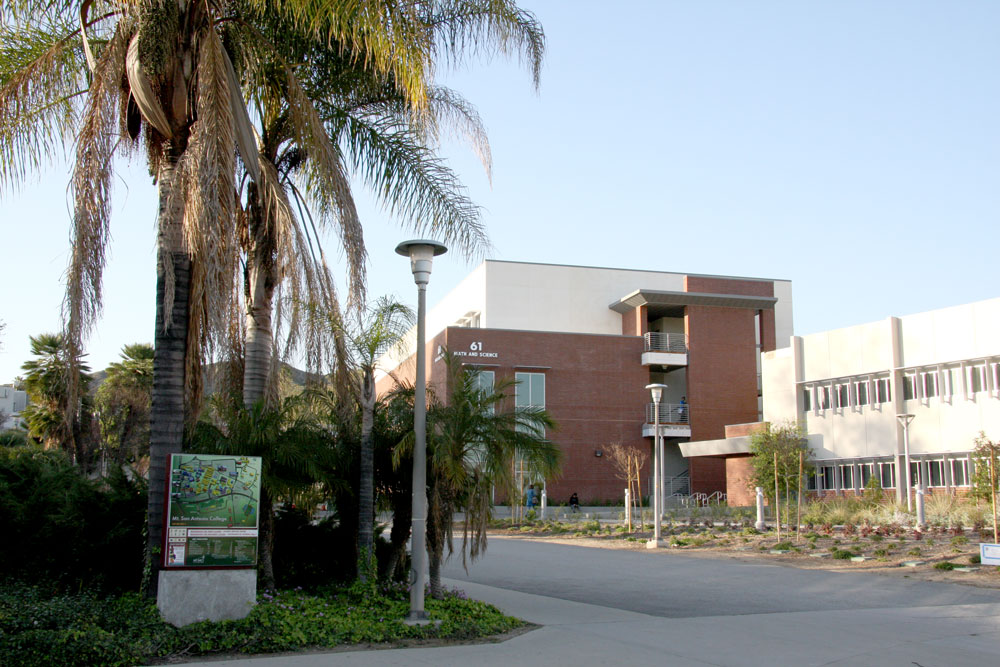 Mt. San Antonio College (Photo courtesy of Jeffrey George/Mt. SAC)