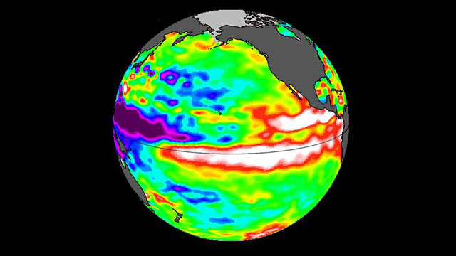 This year's El Niño is expected to bring heavy rain and severe weather to California.