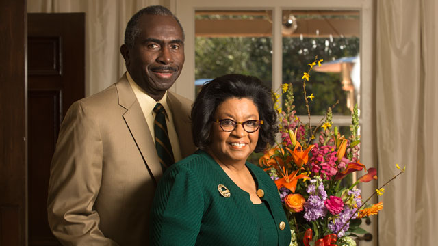 University President Soraya M. Coley and her husband Ron recently announced plans to establish the Ron and Soraya Coley Endowment Fund.