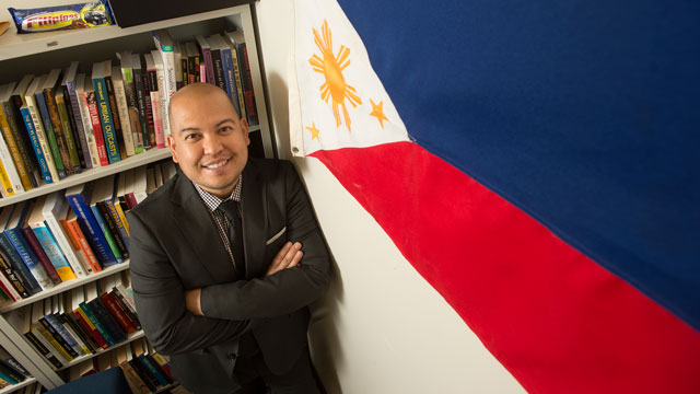Sociology Professor Anthony C. Ocampo recently received a prestigious Ford Foundation Postdoctoral Fellowship and released a book.