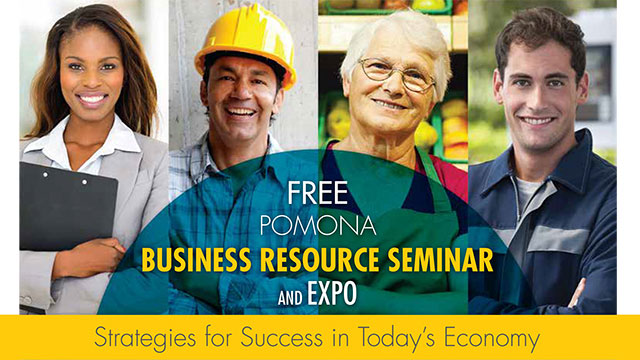 The state Board of Equalization will offer a free business resource seminar and expo on campus March 16.